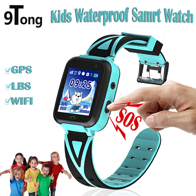 Child Smart Watch Q90 GPS LBS Positioning Children Smart Watch 1.22 Inch Touch Screen SOS Clock Tracker for Kid Safe Monitor#C1 37