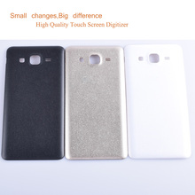 10Pcs/lot For Samsung Galaxy On5 2015 G550 G5500 Housing Battery Cover Back Cover Case Rear Door Chassis Gold White Black все цены