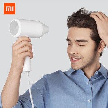 Xiaomi CMJ0LX 1800 ワット水イオン電気ヘアドライヤープロフェッショナルクイック乾性 Xiaomi ドライヤー理髪ヘアスタイリングツール