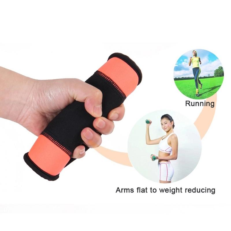 Portable Dumbbell Hand Weights Set Weight Women Small Sandbags Men Sports Fitness Dumbbells Body Building Gym Fitness Dumbbell