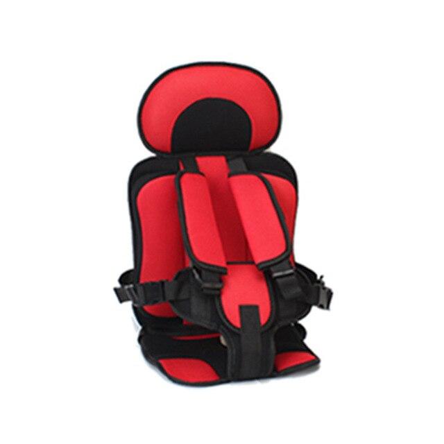 Portátil Do Assento Do Bebê Cadeira do Saco de Assento de Bebê Ajustável Infantil Sopro Impulsionador Cadeira de Alimentação Do Bebê Sofá Criança Assentos de Carro Para 1 -5 anos de Idade