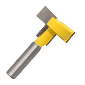 Image 5 - 1 шт. 8 мм хвостовик из твердосплавного сплава, фрезерный станок с прямым концом Т типа, Фрезерный резак, деревообрабатывающий инструмент для отделки дерева, резак