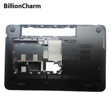 BillionCharm New Bottom Case For HP ENVY15-j 15-j105TX 15-j Laptop Base Cover Black D Shell