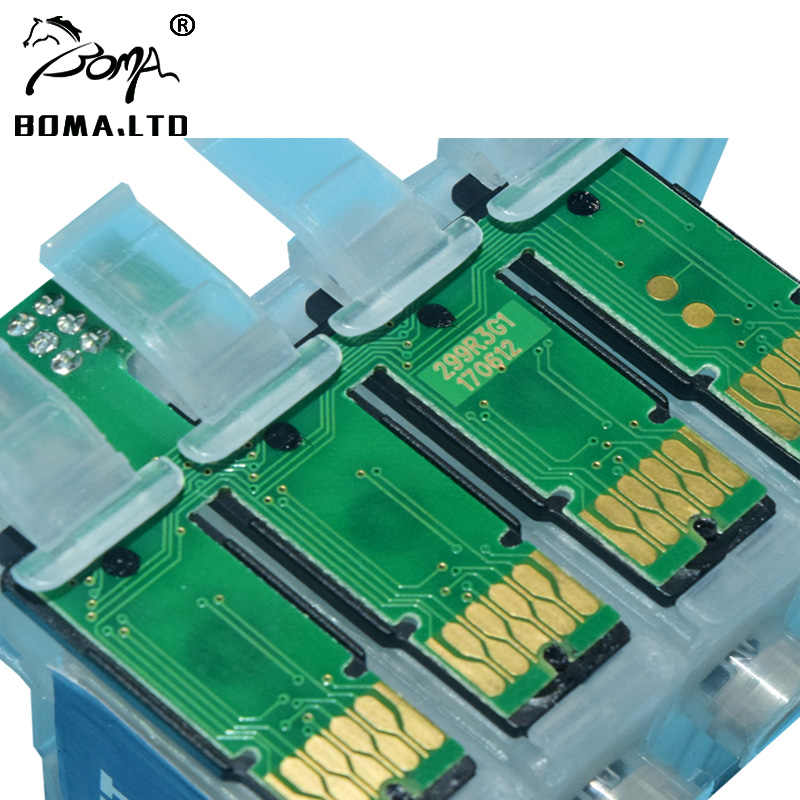 29XL XP-255 XP-445 バルクインク Ciss システム用のオートリセットチップとエプソン式の Xp 255 445 XP342 XP-442 XP-247 XP435 432 455