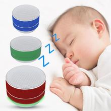 Baby Sleeping Monitor White Noise Sound Machine for Kids Child Relaxation for Baby Adult Office Travel Baby Sleepy Care