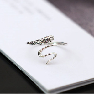 925 Sterling Silver Small Snak
