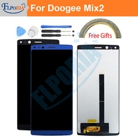 5.99 LCD Screen For Doogee Mix 2 LCD Display+Touch Screen Digitizer Assembly Touch Panel For Doogee Mix2 Replacement Parts