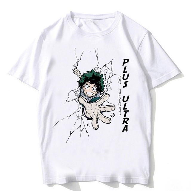 MY HERO ACADEMIA THEMED T-SHIRT (26 VARIAN)
