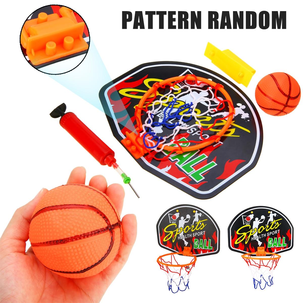 Мини баскетбольная сетка для обруча набор спортивных тренировок баскетбольная доска для детей подарок игрушки спортивная игра в помещении