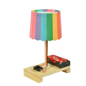 DIY Cup Lamp Toy without Switc