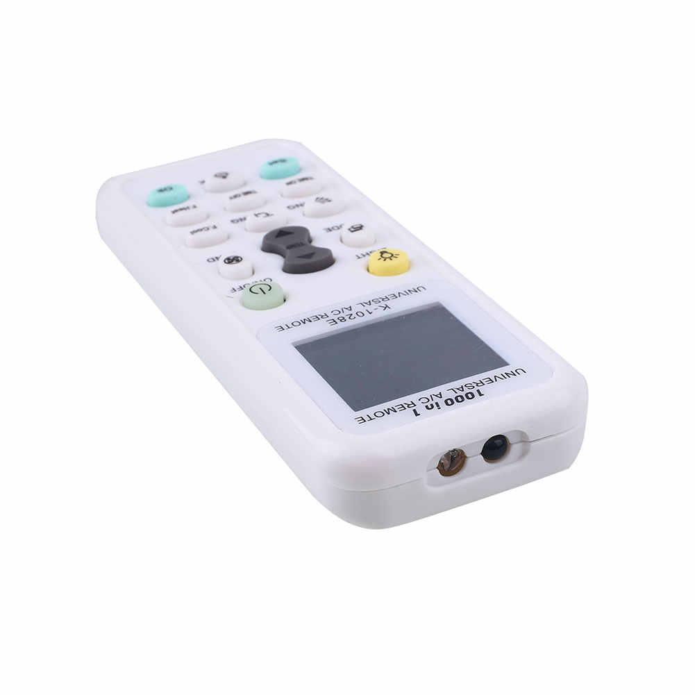 1000 в 1 универсальный пульт дистанционного управления для кондиционера ЖК-K-1028E пульт дистанционного управления