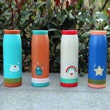 Креативный термос с колокольчиком в Корейском стиле детская