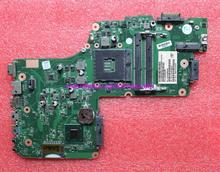 Genuine V000325050 DB10F-6050A2566201-MB-A02 DDR3 Laptop Motherboard Mainboard for Toshiba C50 C55 C55T Series Notebook PC 6050a2488301 mb a02 for toshiba nb510 v000268060 laptop motherboard ddr3 motherboards 100% tested