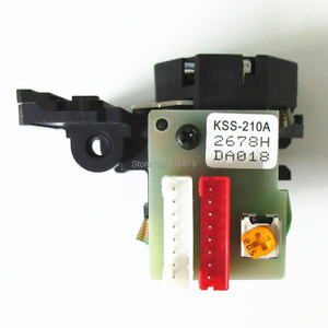 Image 3 - 2 pieces/lot Brand New KSS 210A CD Optical Laser Pickup Replacement KSS210A KSS 210A