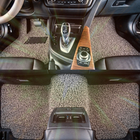 Mouldings Decorative Modified Parts Accessories Automovil Interior Accessory Styling Carpet Car Floor Mats FOR Range Rover