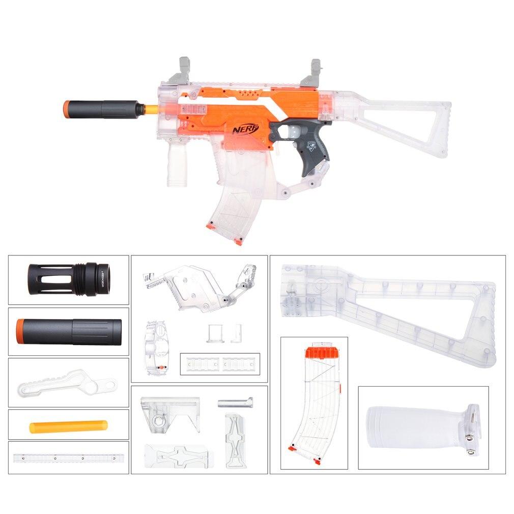 Kit de Mod vectoriel KRISS Style ouvrier STF-W004-10 J pour Nerf n-strike Elite Stryfe Blaster