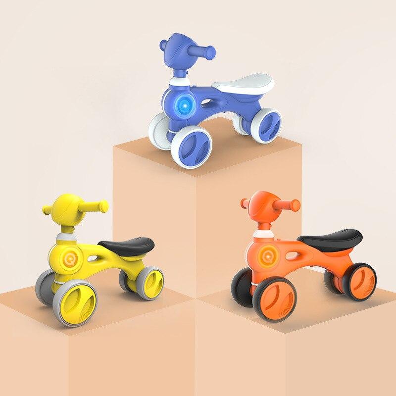 Bébé Balance voiture sans pédale bébé toboggan enfant en bas âge 1-3 ans enfant tordant voiture Yo jouet voiture apprentissage marcheur véhicule jouets
