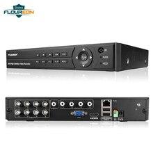1 adet gözetim Video kaydedici DVR 8CH 1080P 1080N HDMI H.264 CCTV güvenlik Video kaydedici bulut DVR 8 Video güvenlik kamera için