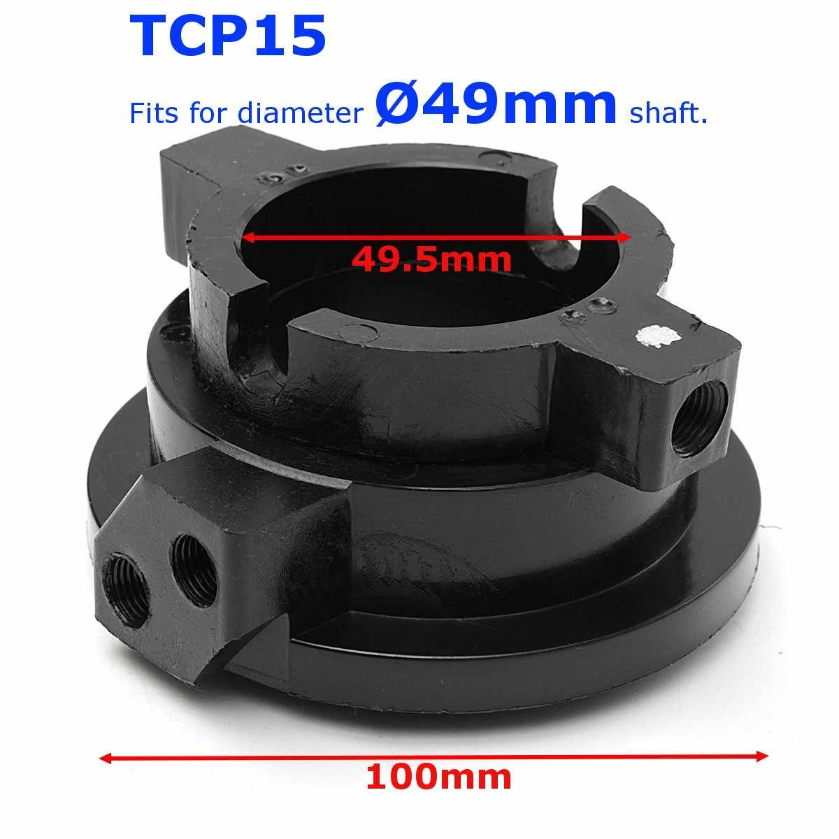 Vehicle Car Wheel Tyre Tire Changer Rotary Coupler Coupling Air Valve TCP15