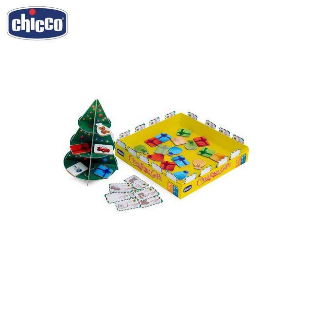 "Настольная игра Chicco ""Christmas Gifts"" 3г+"
