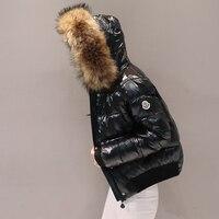 Fake Fur Parka Women Down Cotton Jacket Winter Jacket Women Thick Snow Wear Winter Coat Female Jackets waterproof Parkas km010