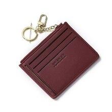 Ladies Short Mini Purse Japanese And Korean Version Simple Multi-Card Fashion Wallet