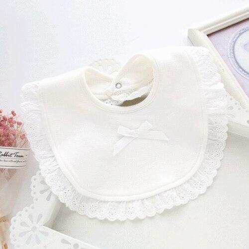 Infant Baby Boy Girl Cotton Bandana Bibs Feed Saliva Towel Dribble Triangle Soft