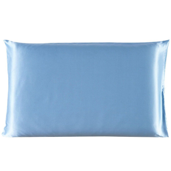 100% Queen Standard Satin Silk Soft Mulberry Plain Pillowcase Cover Chair Seat Square Pillow Cover Home19 1