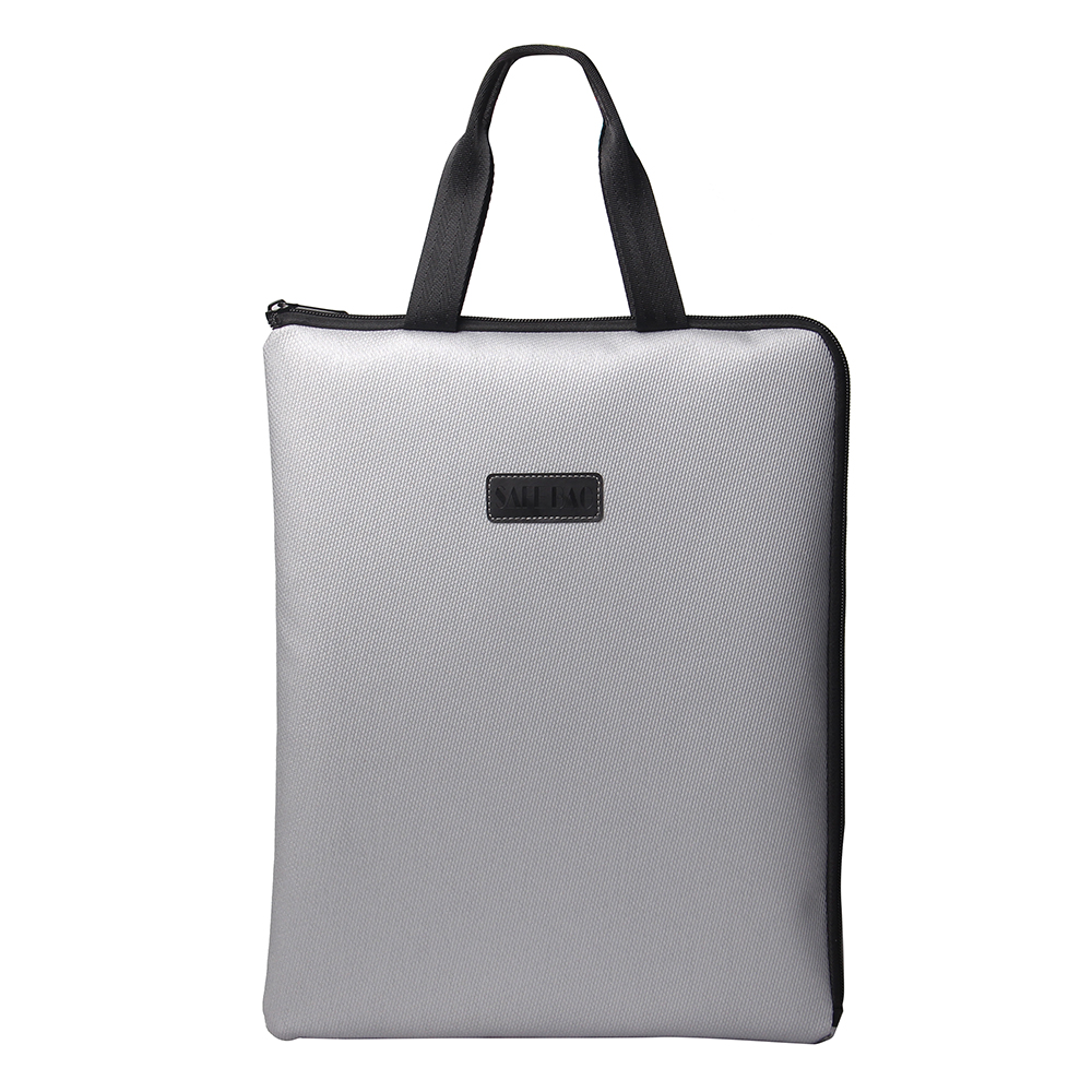 Documents Stationery File Folder Storage Pouch Holder Zipper Bag Office PB