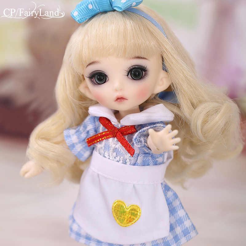 Фея пукифи Луна 1/8 BJD куклы модель для девочек мальчиков глаза высокое качество игрушки для девочек день рождения лучшие подарки