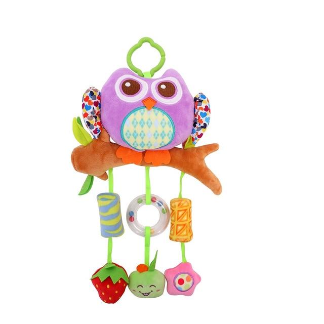 Подвесная мягкая игрушка Lorelli Toys Сова и компания