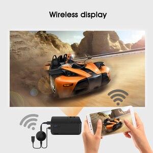 Image 2 - BYINTEK BD X4 WiFi HD Doogle, עבור Airplay Miracast Smartphone נטפליקס Hulu, מקלט משדר, אלחוטי טלוויזיה Dongle מקלט