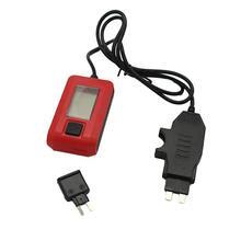 AE150 12 В автоматический тестер тока мультиметр с лампой для ремонта автомобиля Автомобильный электрический мультиметр автоматический тестер предохранителей диагностический инструмент