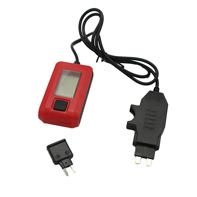 AE150 12 24vauto Atual Tester Multímetro Lâmpada Reparo Do Carro Automotive Electrical Multímetro Auto Fusível Tester Ferramenta de Diagnóstico