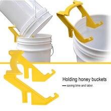 Пластиковый держатель для пчеловодства, меда, ведра, рама, оборудование для пчеловодства