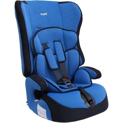цена на Car Seat SIGER PRIME Blue, 9-36кг, c. 1-2-3 (KRES0005)