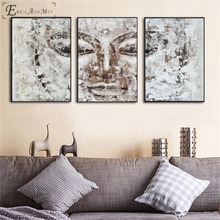 3 Piece Buddha Face Artwork Canvas Printed Painting Wall Pictures Home Decor Posters And Prints Art For Living Room Decoration стоимость