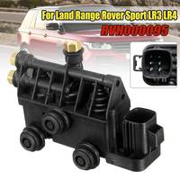 Car 6 Pins Front Air Suspension Valve Block For Land Rover Range Rover Sport LR3 LR4 Discovery 3 4 RVH000055 RVH000095 RVH00055