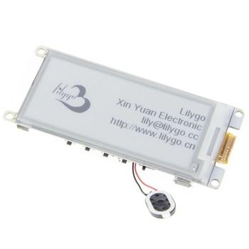 Ttgo T5 V2 2 Esp32 2 9 Inch Epaper Display Module E-Ink Speakers Wifi