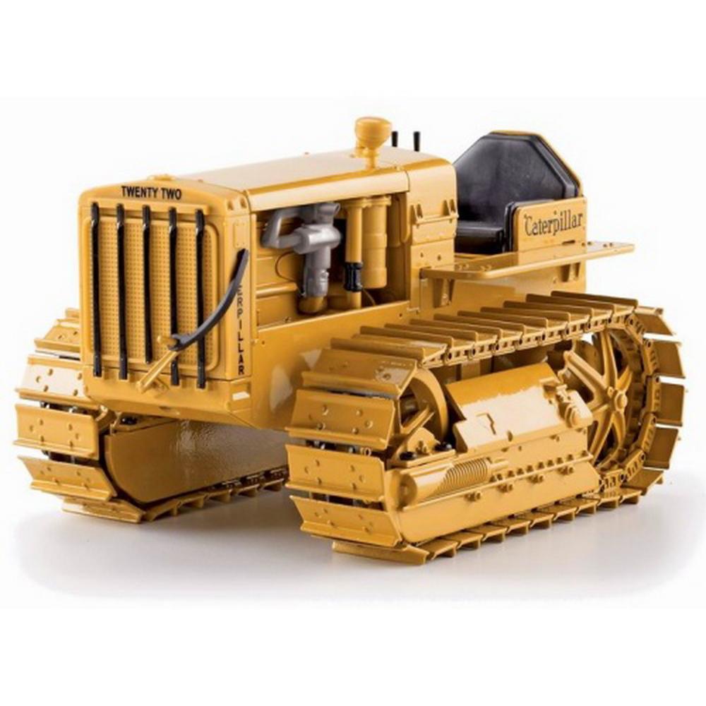 1/16 tracteur à vingt-deux voies modèle 55154 moulé sous pression Norscot