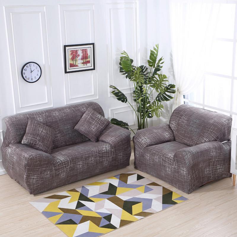 sofá capas trecho slipcover protetor caso de