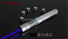 Most Powerful Military Blue Laser Pointer 200000m 450nm 2000w Flashlight Light Burning Match/Paper/Dry Wood LAZER Torch Hunting