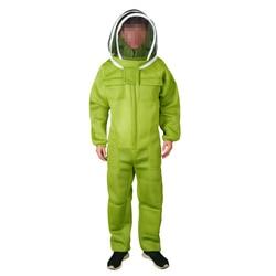 1 set bienenzucht anzug für bee keeper professionelle ausrüstung klimaanlage kleidung schutz beehive atmungsaktive Anti bee
