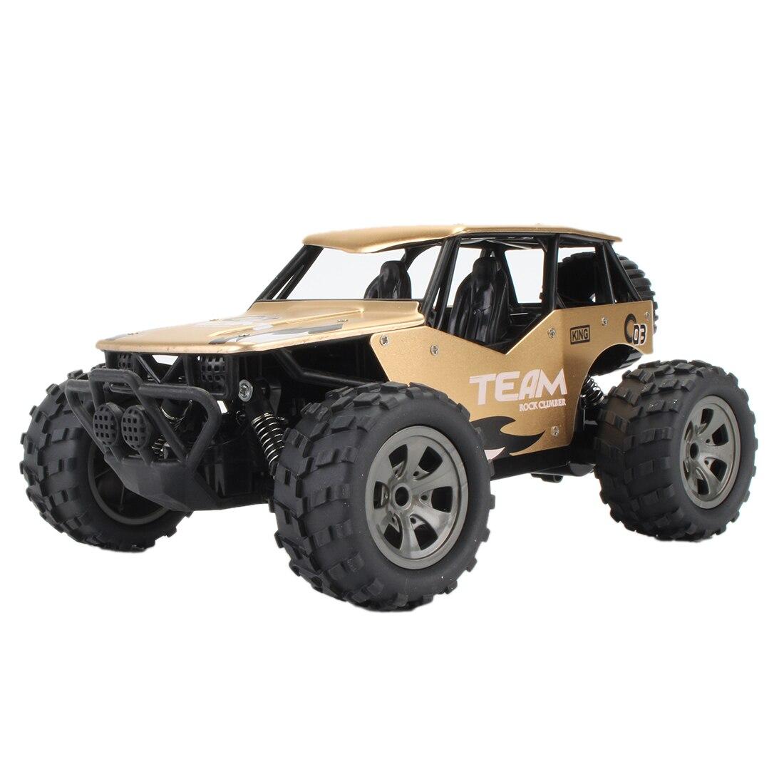 Rowsfire 1:18 2.4G alliage RC roche chenille tout-terrain véhicule monstre coffre électronique jouet pour enfants adulte Zone de gros