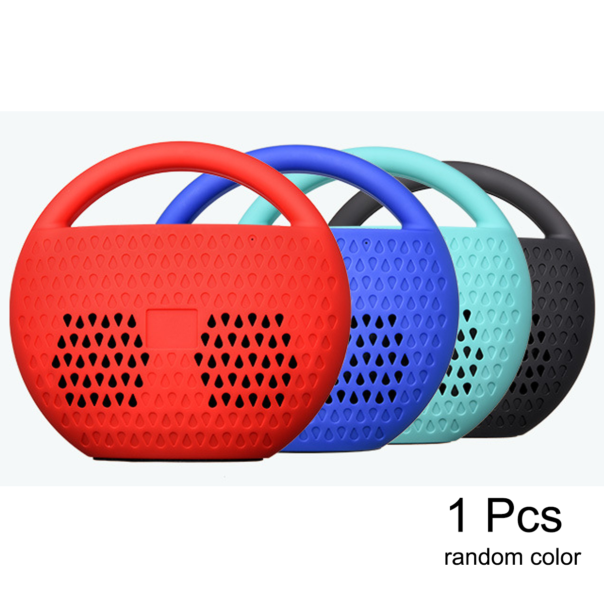 Portable Wireless <font><b>Bluetooth</b></font> Mini Travel <font><b>Speaker</b></font> image