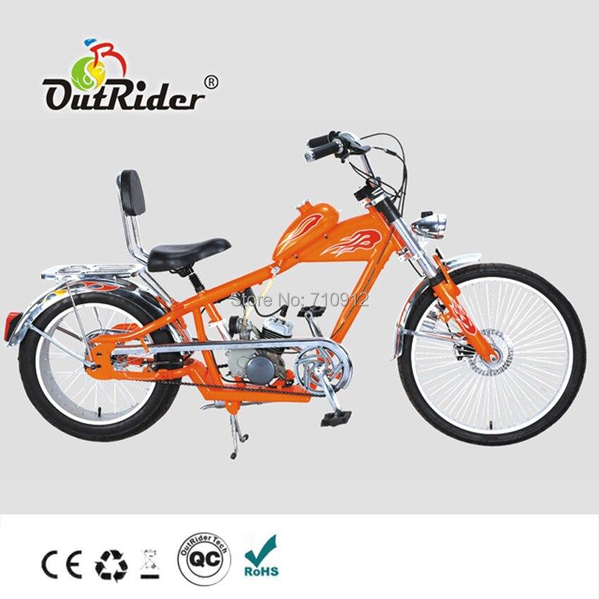 80CC газовый двигатель велосипед OR 23PG02