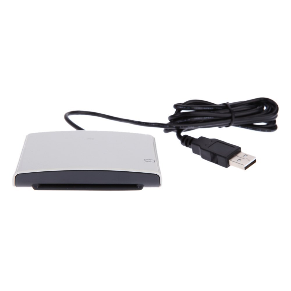 Contact IC Smart Card Reader Writer Chip R4 PC/SC Support SIM mini Card for Mobile Application