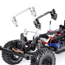 Metal Front Car Shell Column Height Adjustable For 1/10 RC Crawler Car Traxxas TRX4 Defender Bronco TACTICAL UNIT #8215