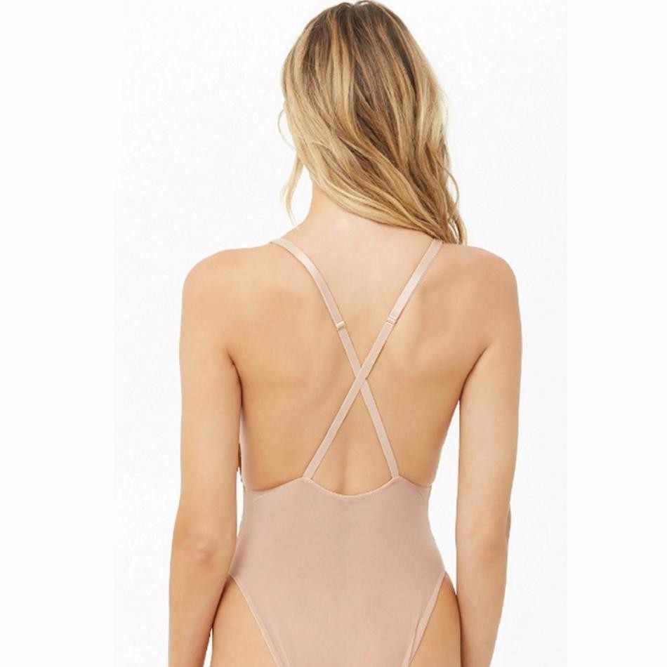 Missomo Топ женский цельный плюс размер Стриптизерша сексуальный комбинезон кружевной боди костюмы облегающий боди прозрачный комбинезон