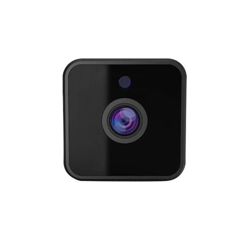 ALLOET HDQ19 Mini caméra 1080 P HD 140 degrés mouvement DVR Micro caméra Vision nocturne WiFi IP caméscope enregistreur vidéo Sport DV Cam